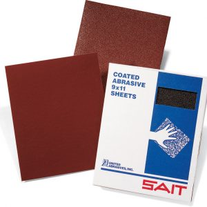 Abrasive Sheets Coated P108-3